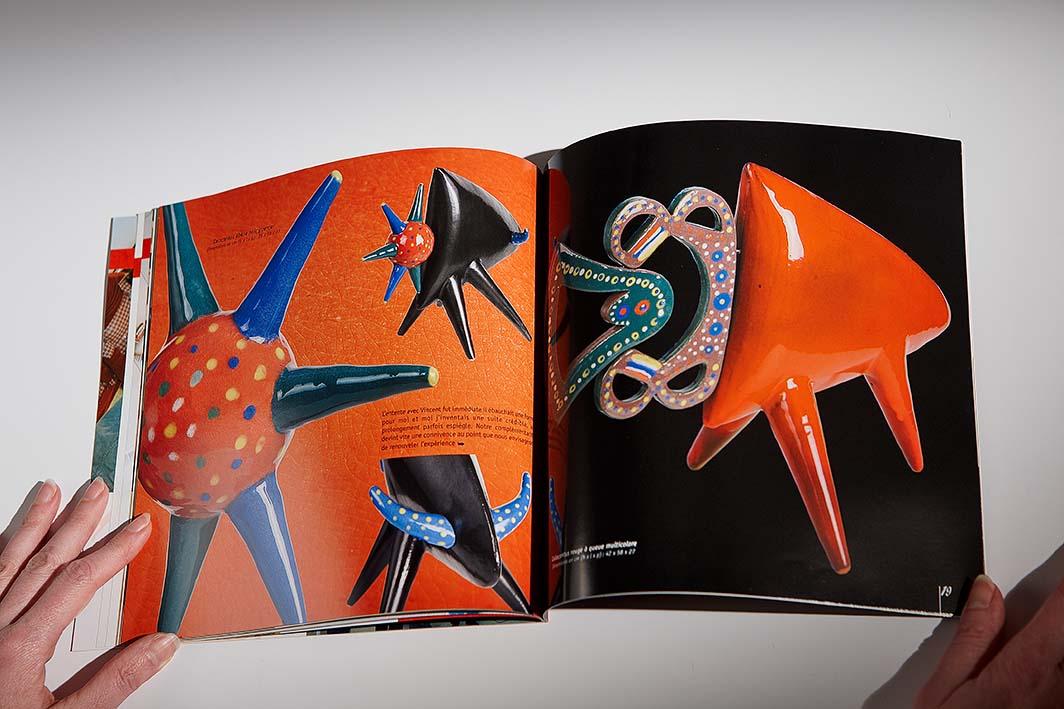 Créa graphique pour Arte Diem 2005