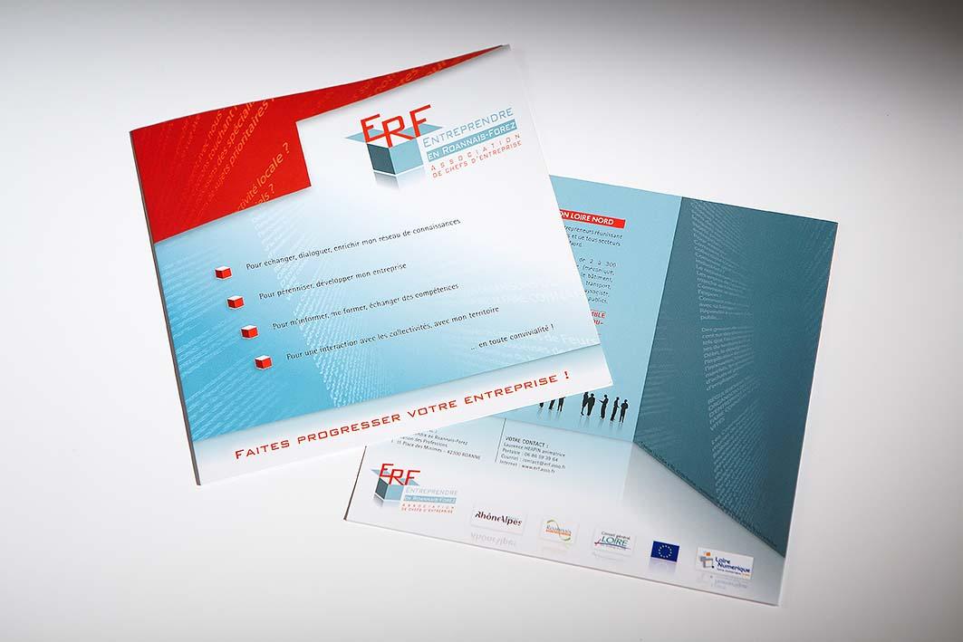 Créa graphique pour ERF