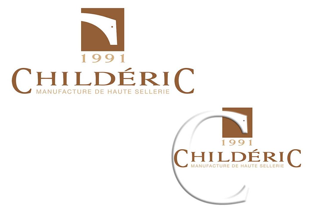 Créa graphique pour Luc Childéric