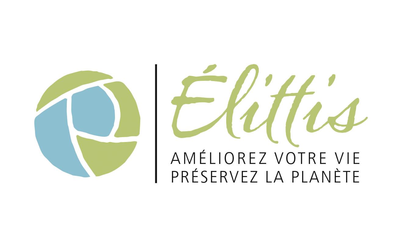 Et voici la sélection finale de création de logo pour Élittis avec re-modification du E